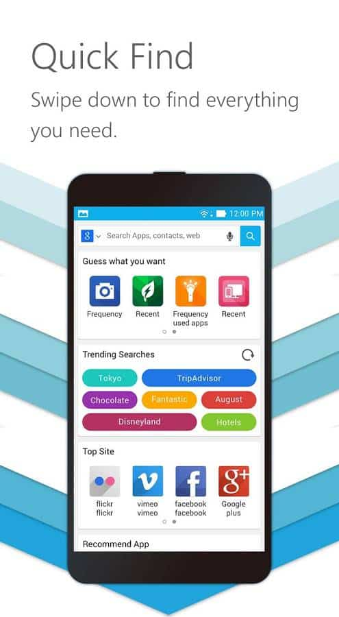 Asus ZenUI Launcher Play Store Image KK 5