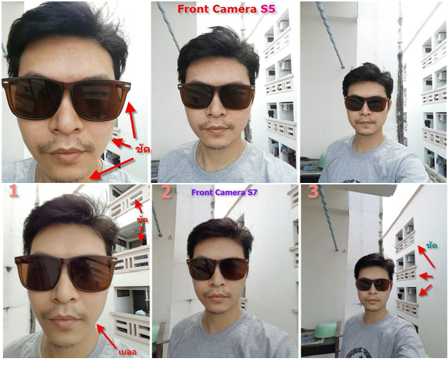 Galaxy S7 S7 Edge Thailand Front Camera Complaint KK