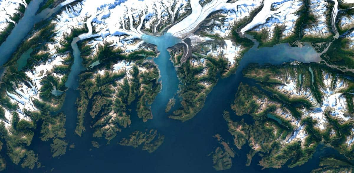 Google Earth images cloud free 3