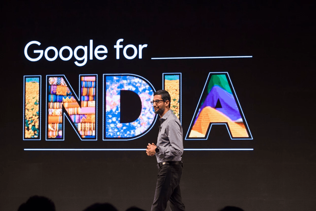 Google for India 1