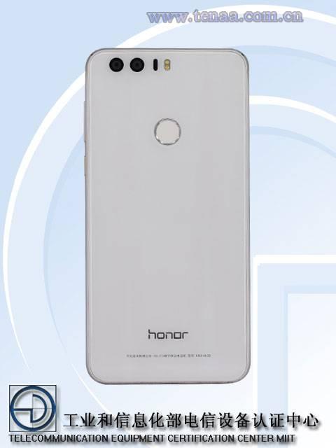 Huawei Honor 8 TENAA 2