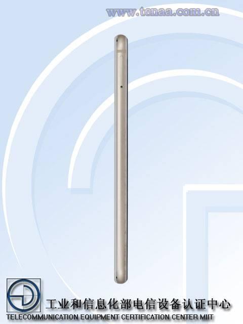 Huawei Honor 8 TENAA 3