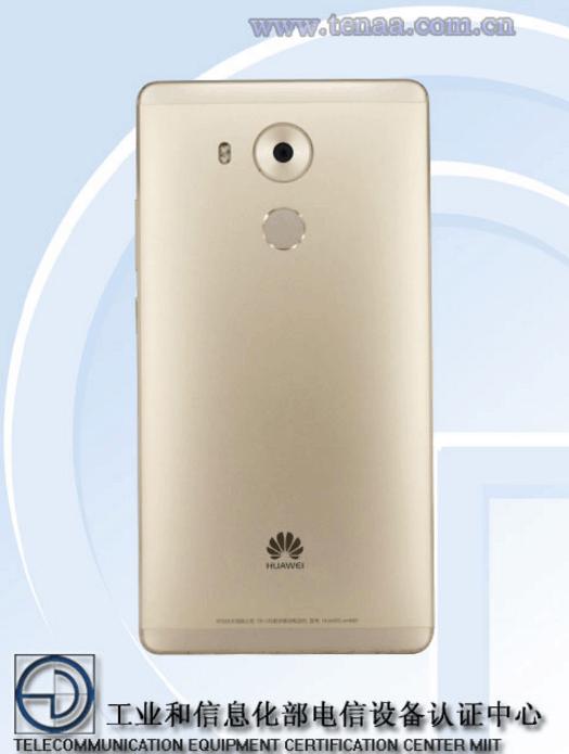 Huawei Mate 8 TENAA June 2016 2