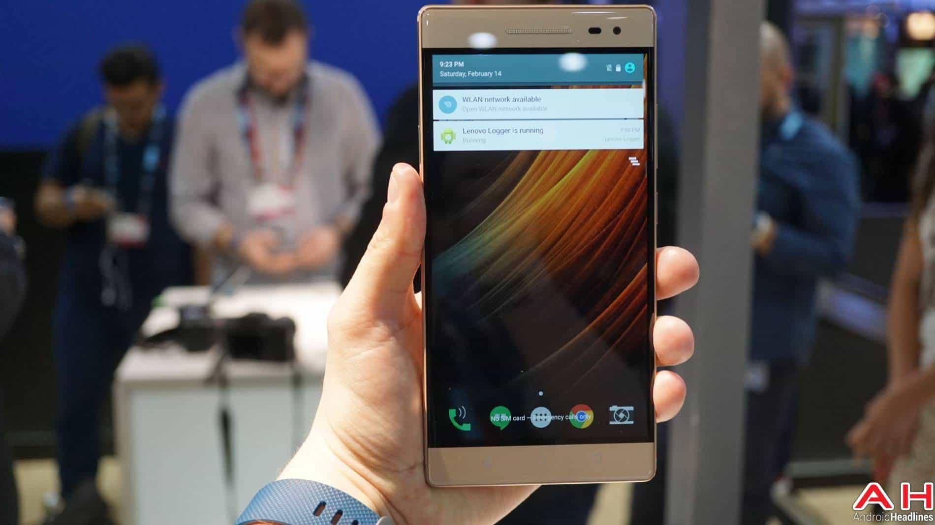 Lenovo Phab2 Pro Tango Hands On AH 11