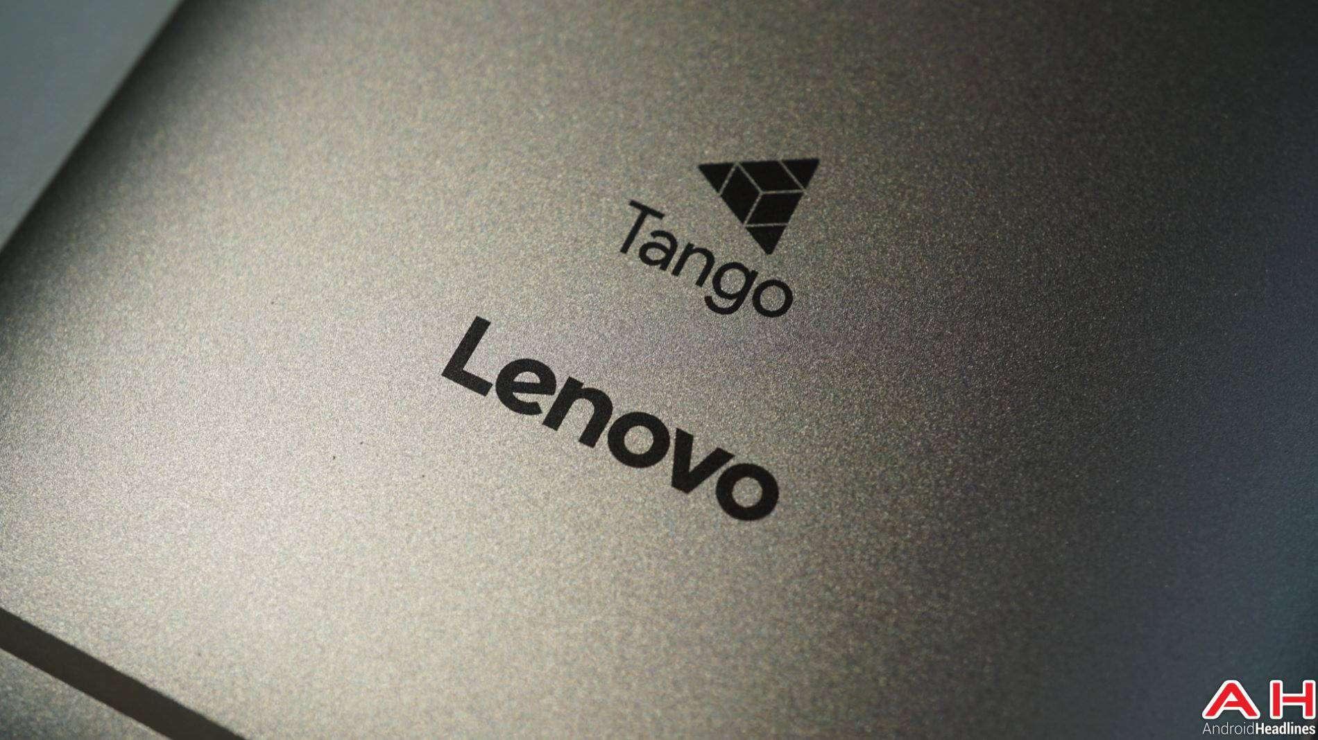 Lenovo Phab2 Pro Tango Hands On AH 14