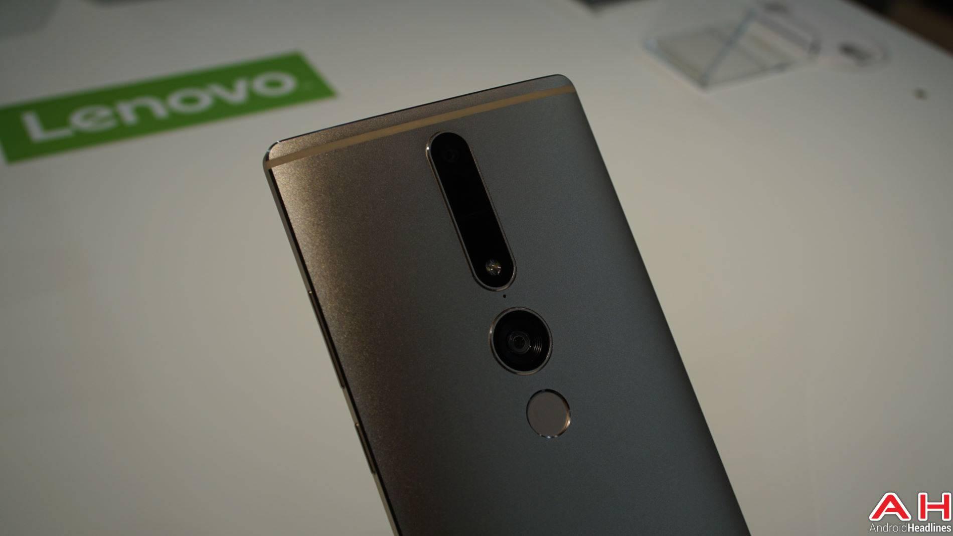 Lenovo Phab2 Pro Tango Hands On AH 22