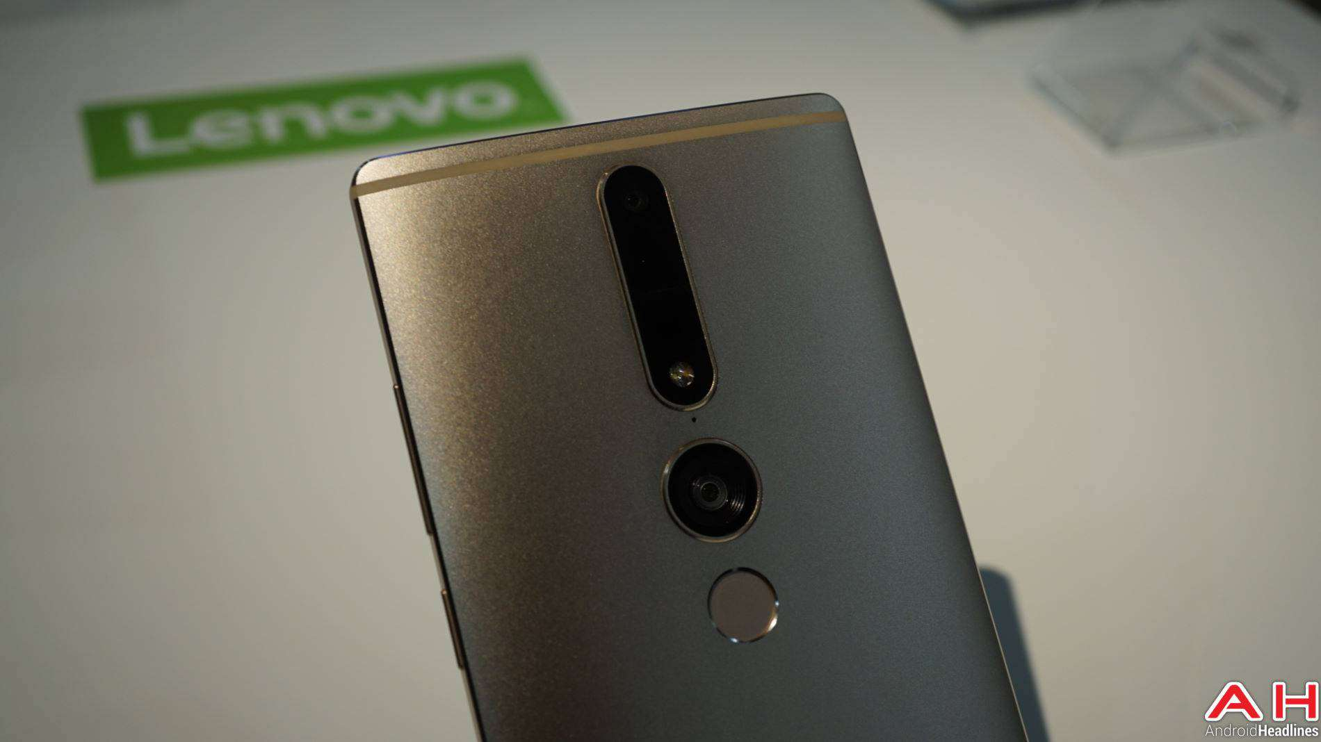 Lenovo Phab2 Pro Tango Hands On AH 23
