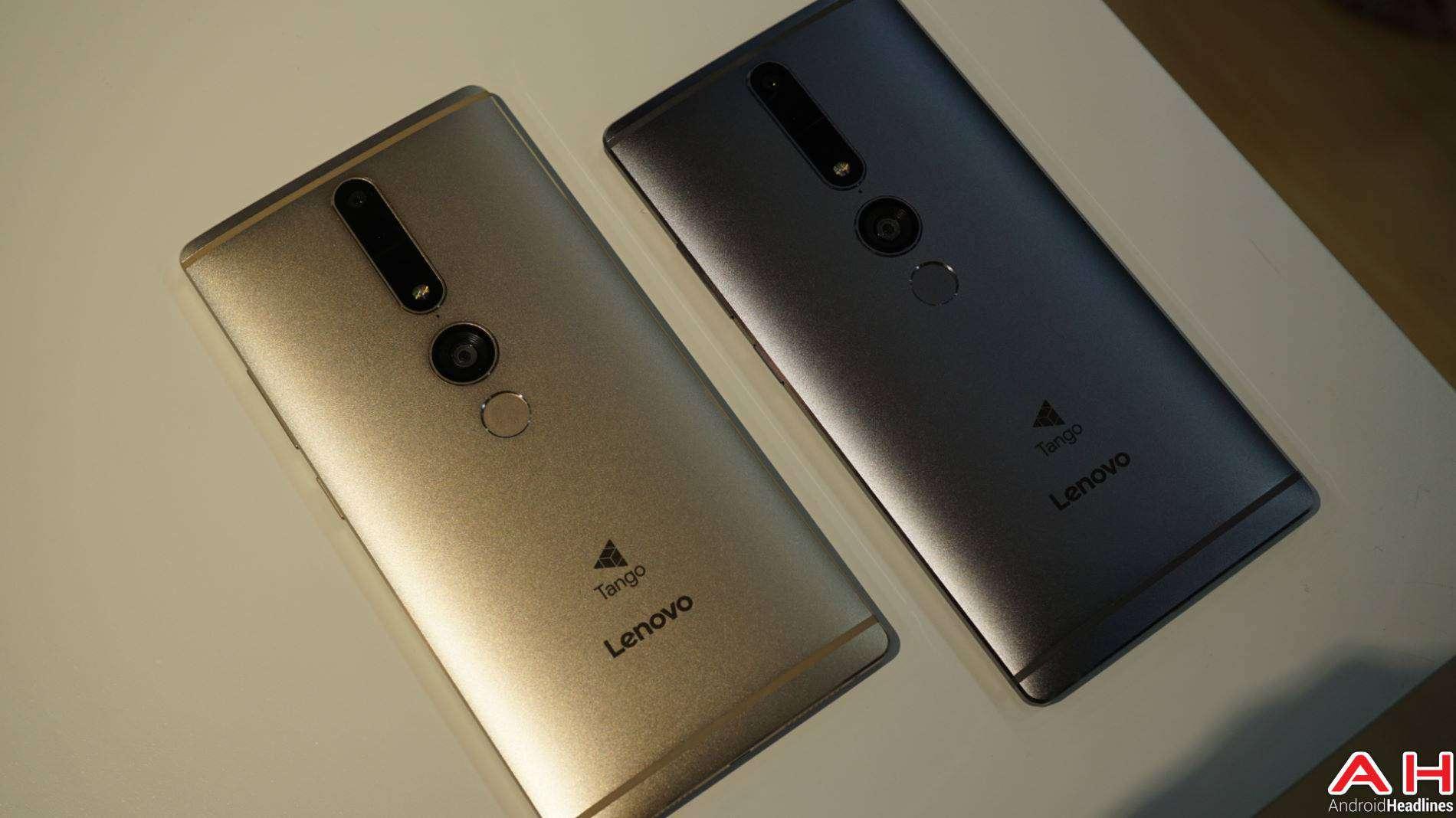 Lenovo Phab2 Pro Tango Hands On AH 25