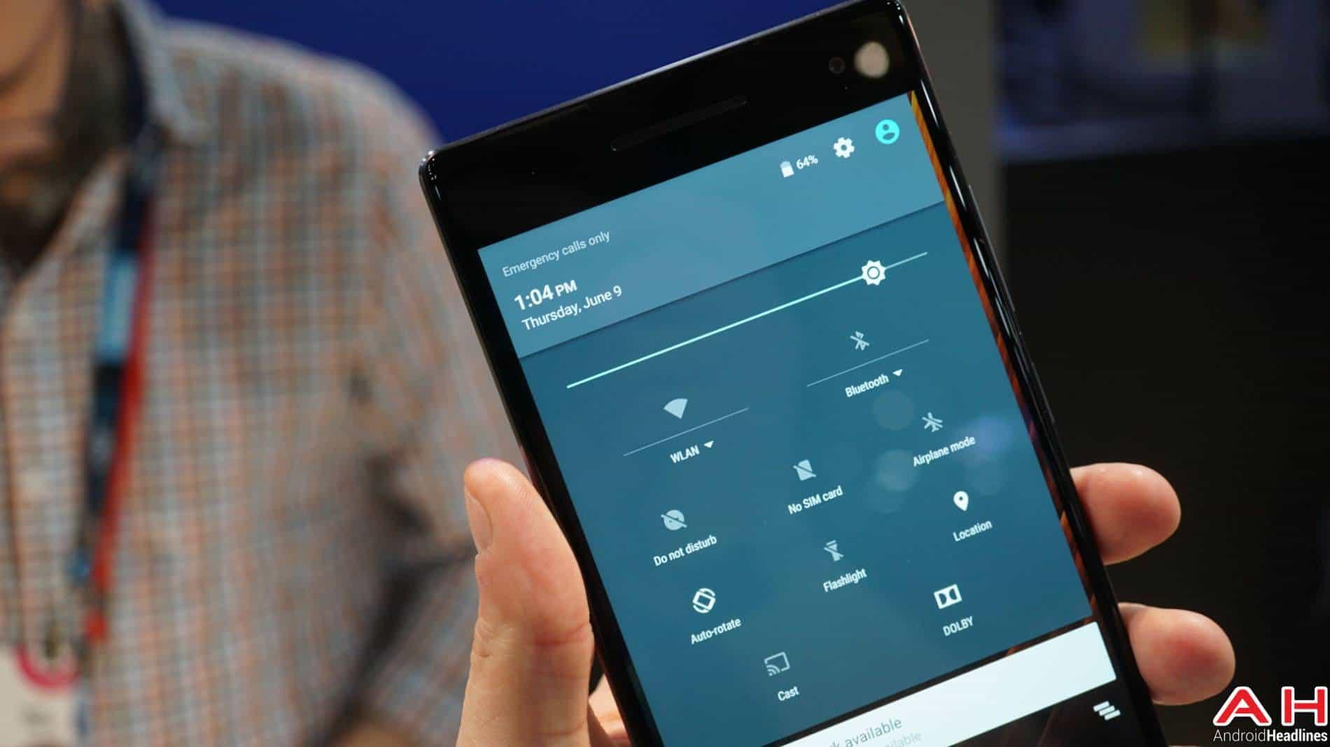 Lenovo Phab2 Pro Tango Hands On AH 4