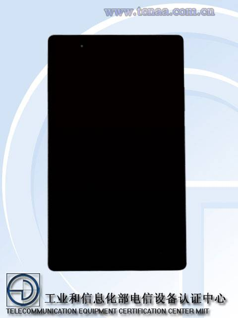 Unannounced Lenovo 8-Inch Tablet Appears At TENAA ...
