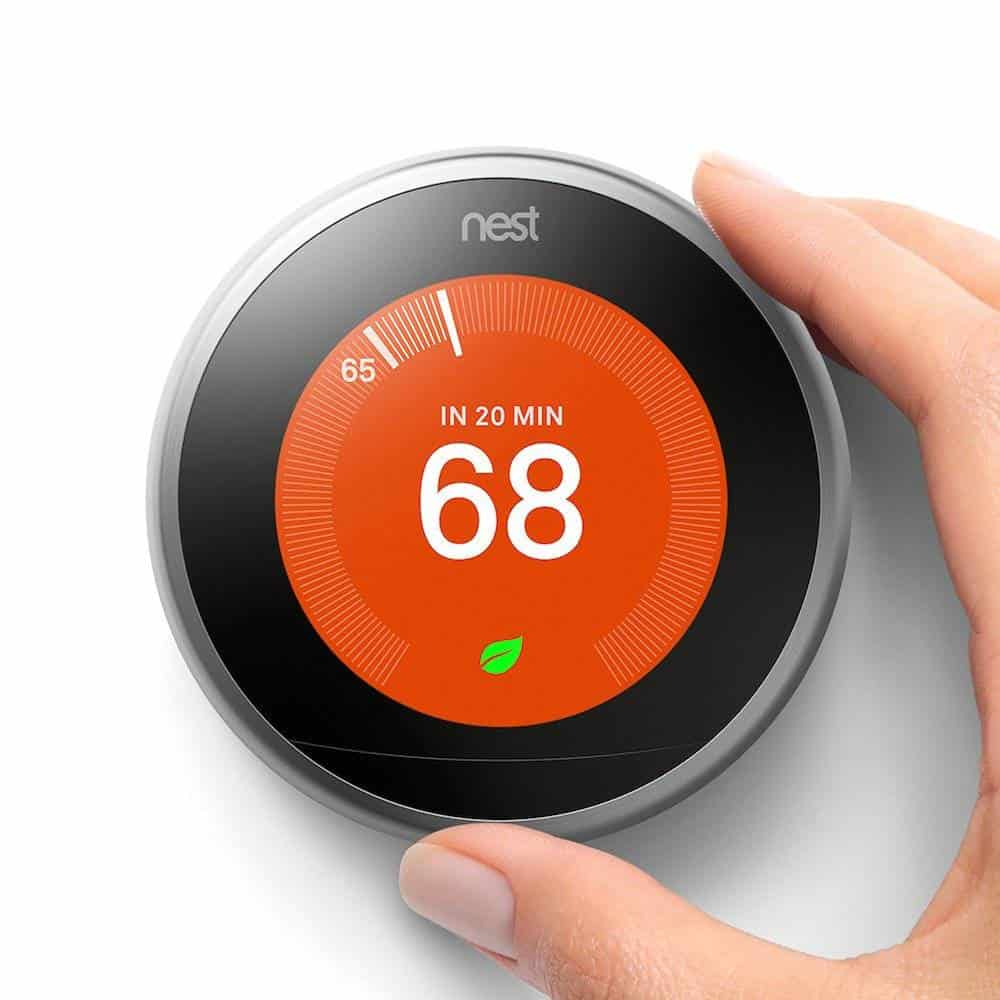 Nest Learning Thermostat 03