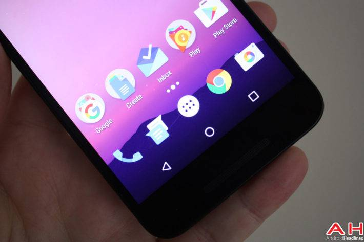 Nexus Navigation Android N AH 1
