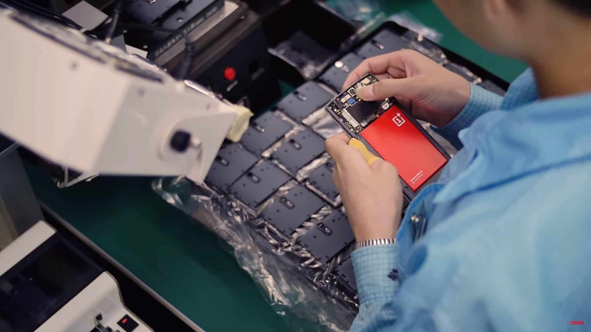 OnePlus 2 behind the scenes promo