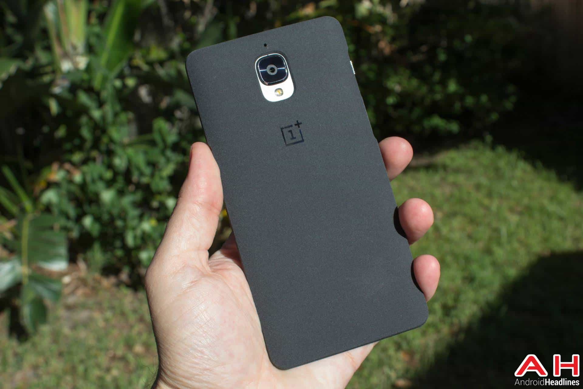 OnePlus 3 AH NS case sandstone