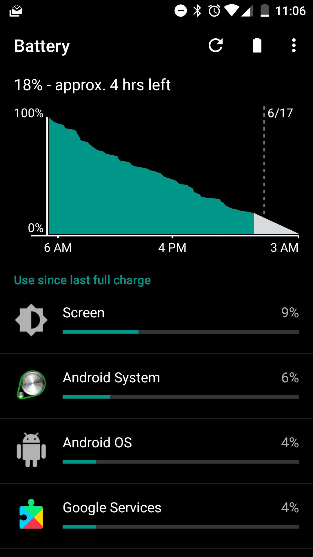 OnePlus 3 AH NS screenshot battery 01