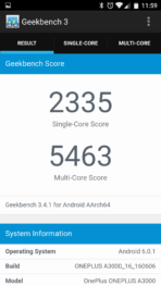 OnePlus 3 AH NS screenshot benchmark 01