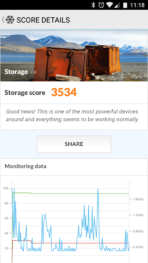 OnePlus 3 AH NS screenshot benchmark 02