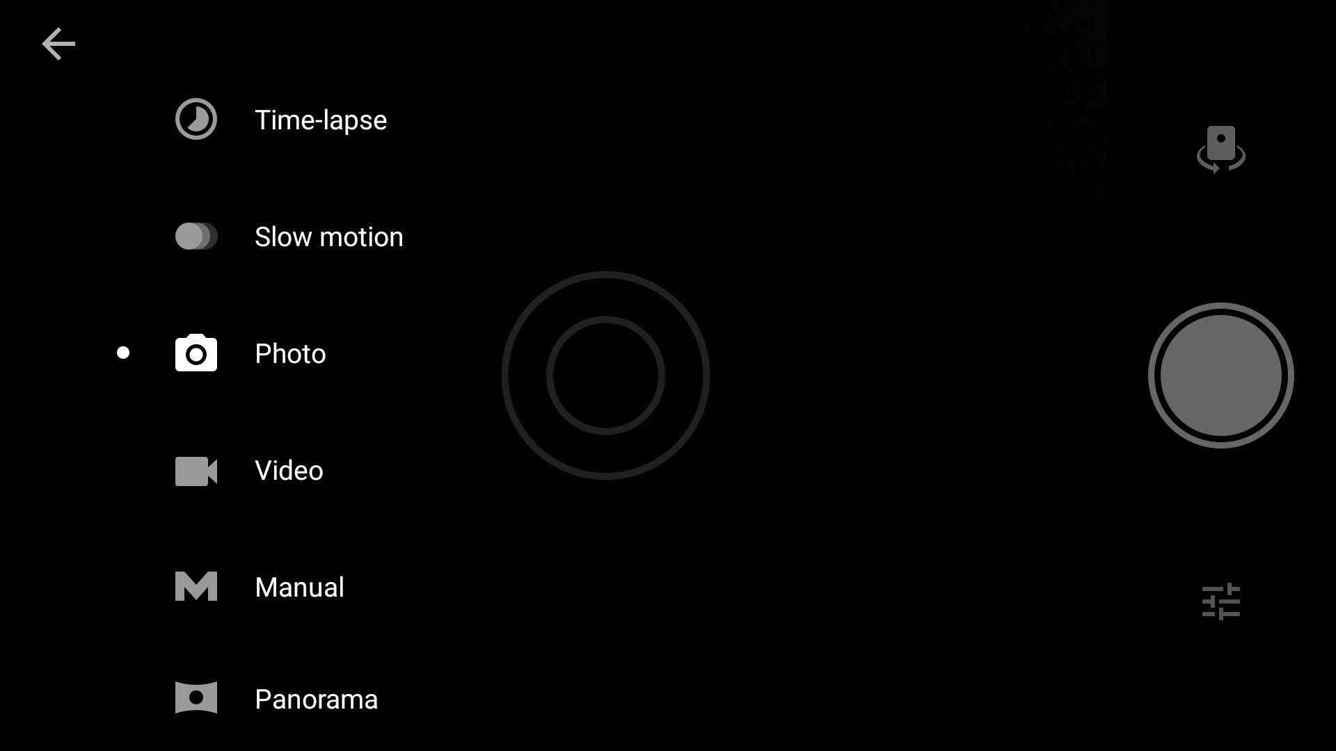 OnePlus 3 AH NS screenshots camera 03
