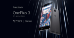 OnePlus 3 Amazon India Leak 1