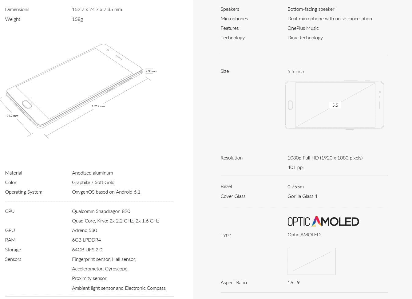 OnePlus 3 Amazon India Leak 10