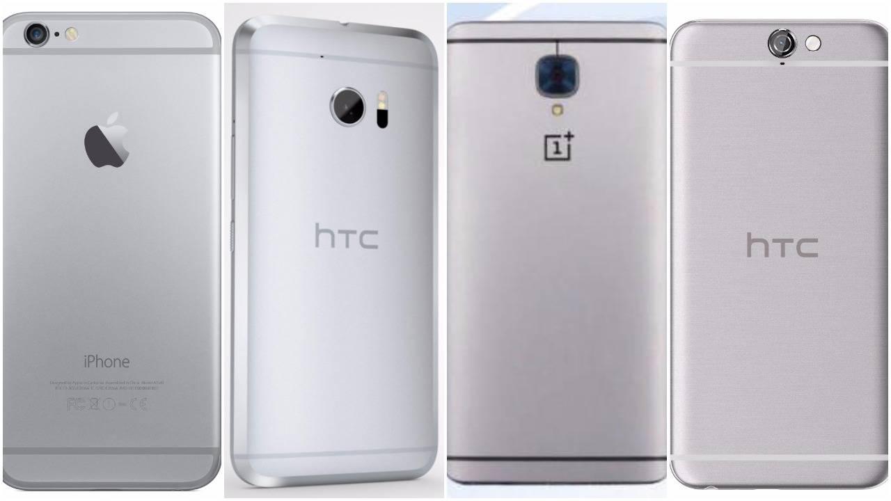 OnePlus 3 Design AH