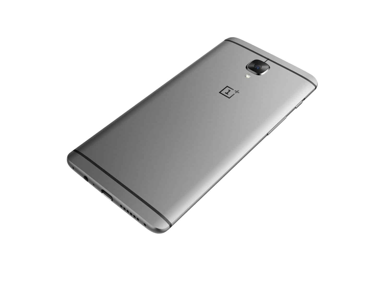 OnePlus 3 Graphite Press AH 16
