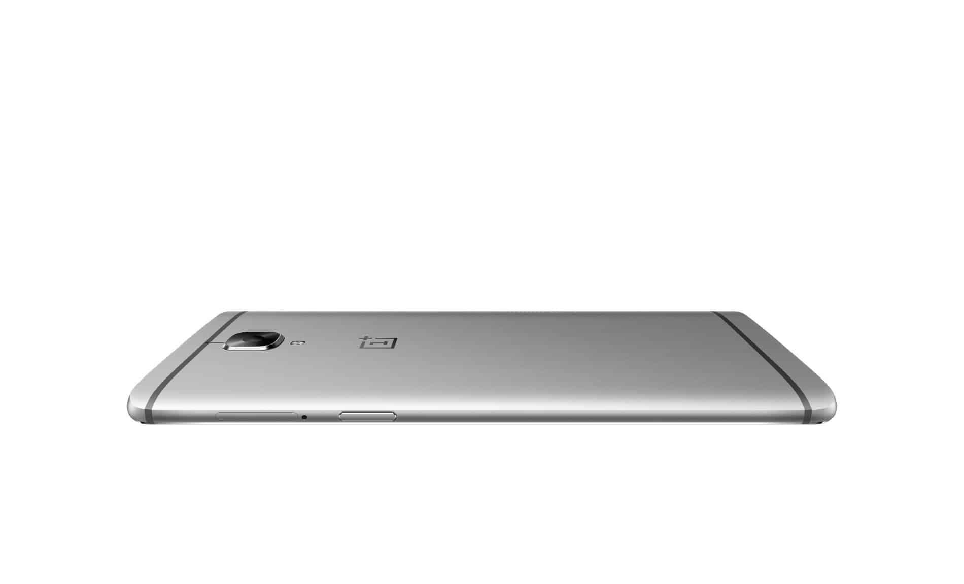 OnePlus 3 Graphite Press AH 23