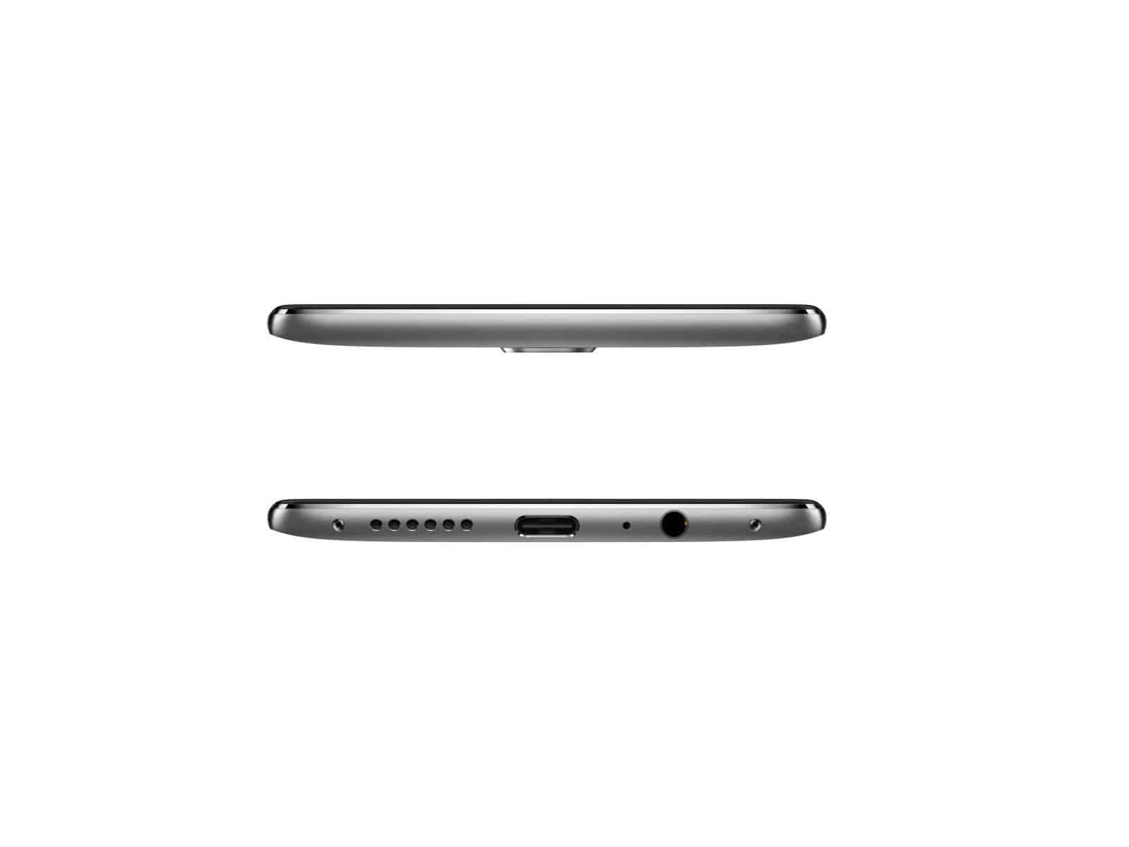 OnePlus 3 Graphite Press AH 24