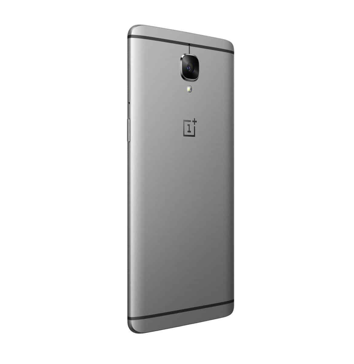 OnePlus 3 Graphite Press AH 6