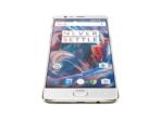 OnePlus 3 Soft Gold Press AH 1