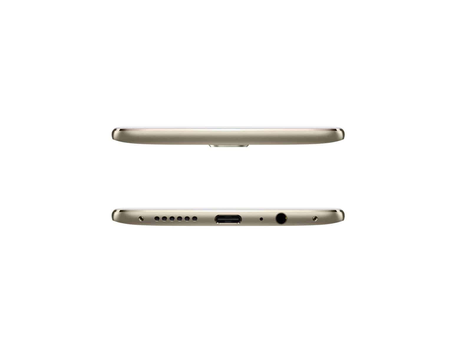 OnePlus 3 Soft Gold Press AH 23