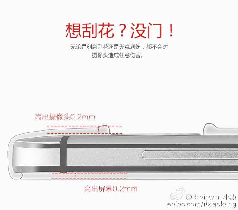 OnePlus 3 leak with a case 1
