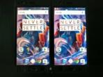 OnePlus 3 sRGB OTA update review units 2