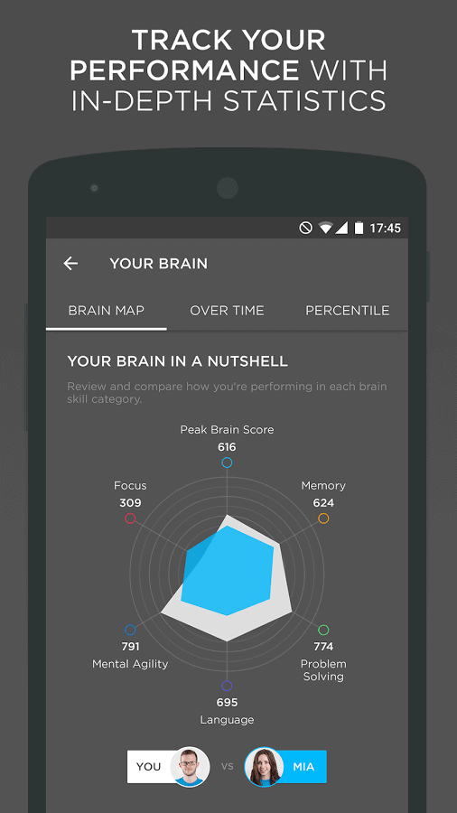 Peak Brain Games app official image 2