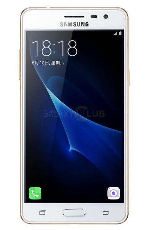 Samsung Galaxy J3 Leaked Render KK (2)