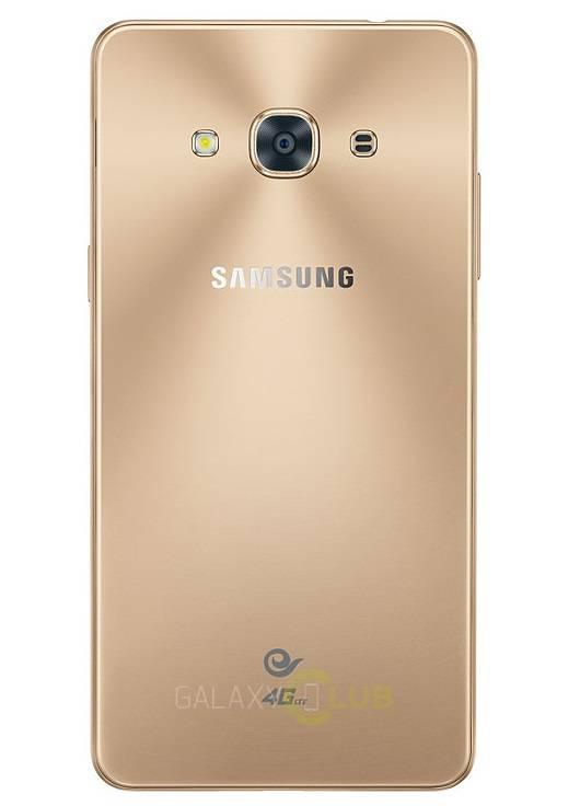 Samsung Galaxy J3 Leaked Render KK 3