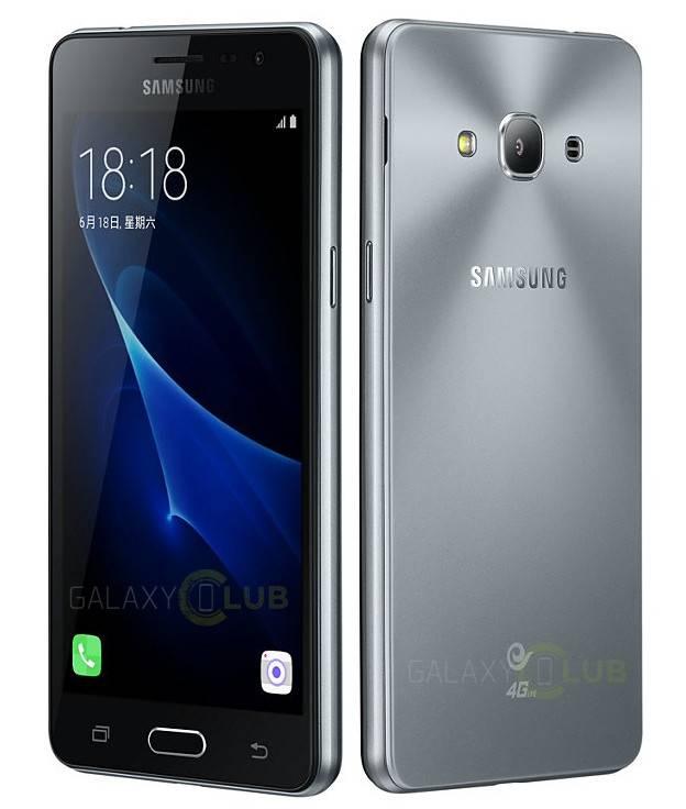 Samsung Galaxy J3 Pro leak KK 1
