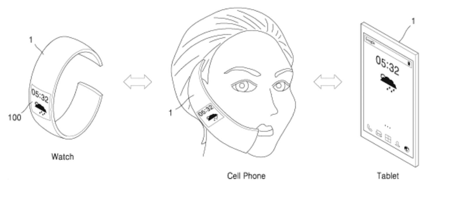 Samsung Stretchable 2
