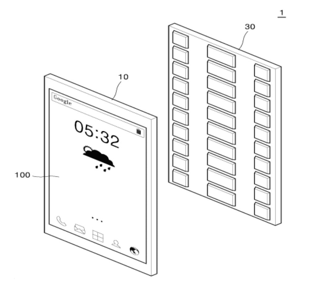 Samsung Stretchable 4