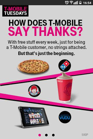 T Mobile Tuesdays 4