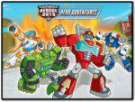 Transformers Rescue Bots: Hero official image_1