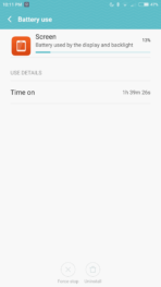 Xiaomi Mi 5 screenshots battery 2