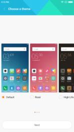 Xiaomi Mi 5 screenshots setup 2