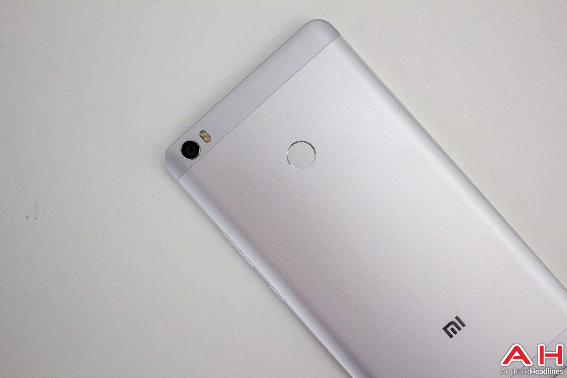 Xiaomi Mi Max AH NS 07 logo