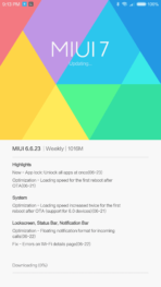Xiaomi Mi Max AH NS Screenshots MIUI 7