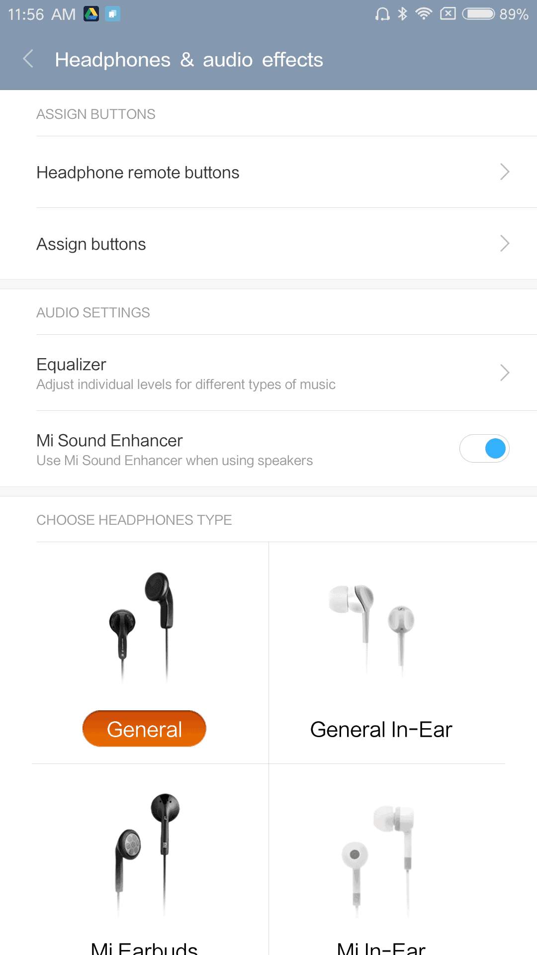 Xiaomi Mi Max AH NS Screenshots audio 1
