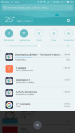Xiaomi Mi Max AH NS Screenshots notification 1