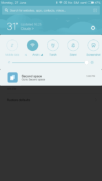 Xiaomi Mi Max AH NS Screenshots notification 3