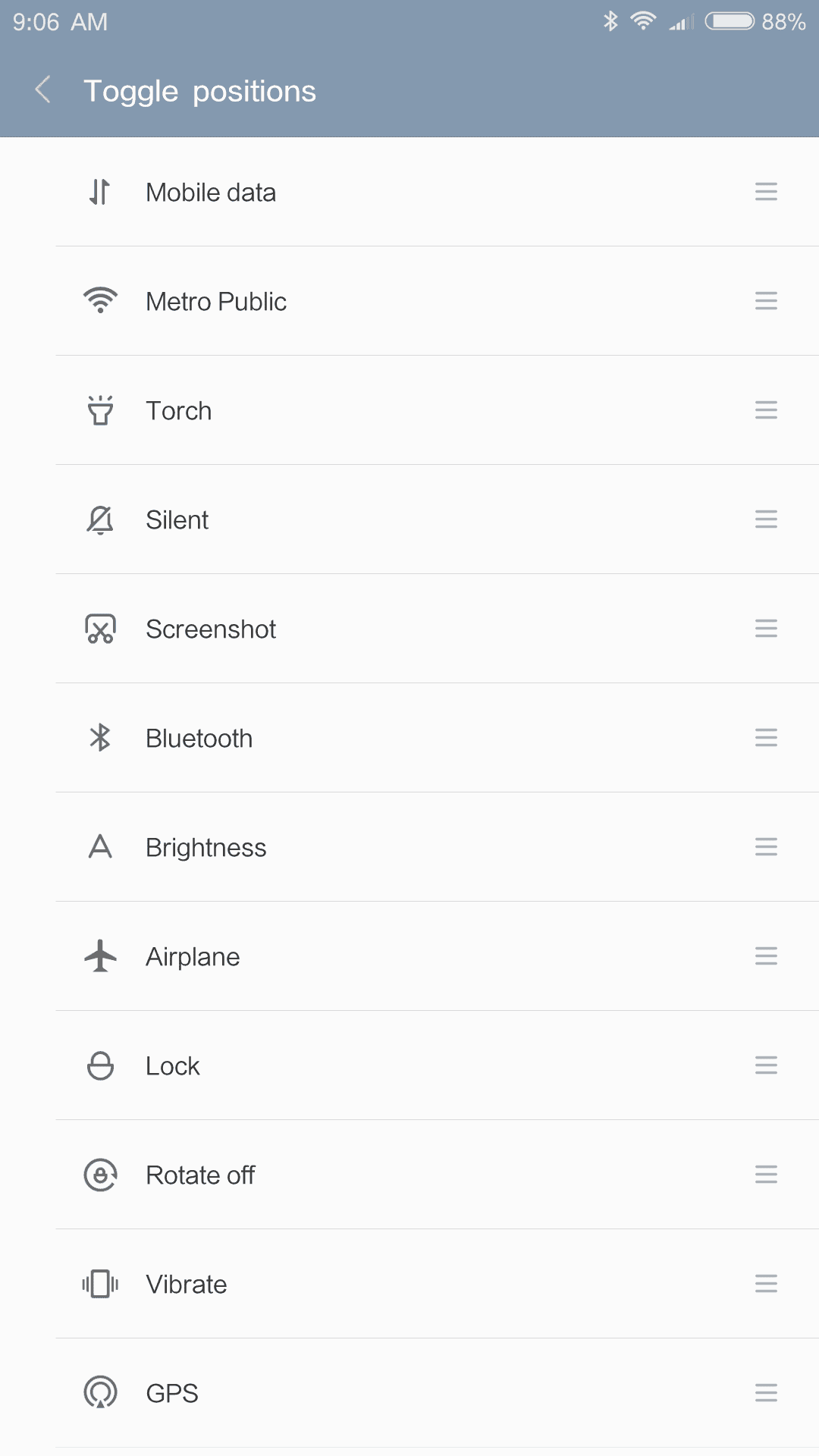 Xiaomi Mi Max AH NS Screenshots notification 6