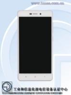 Xiaomi Redmi 3A 3S TENAA 5